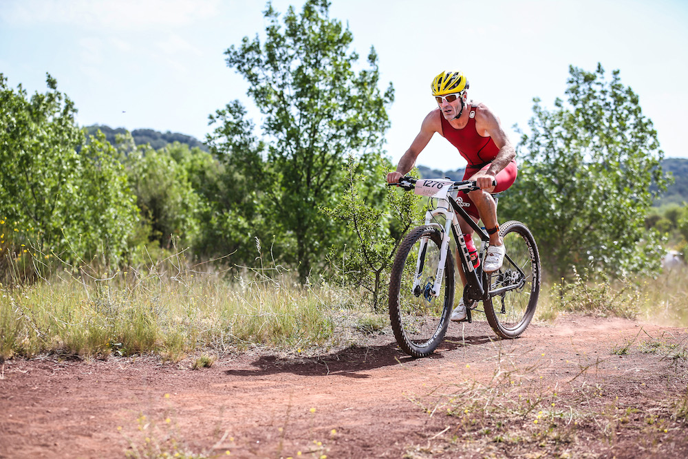 Triathlon du Salagou - VTT S Cross