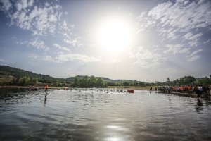 Triathlon du Salagou - Natation XS Découverte