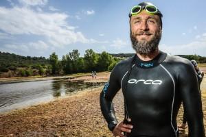 Triathlon du Salagou - Natation L Longue Distance