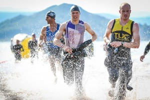 Triathlon du Salagou - Natation M Courte Distance