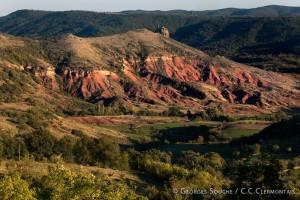 Castellas de Malavieille, Vallée du Salagou