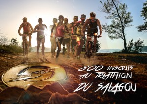 800 participants au Triathlon du Salagou
