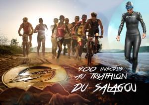 Déjà 900 participants inscrits sur les épreuves !