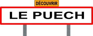Panneau Le Puech